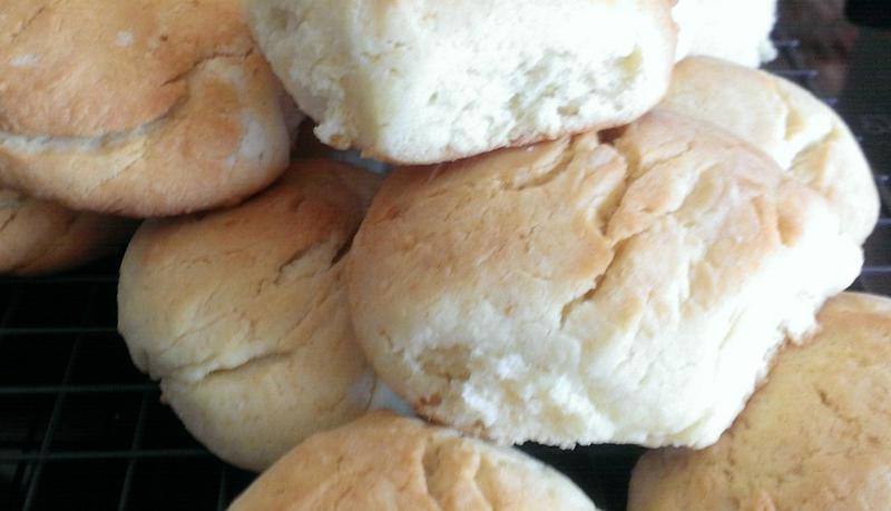 Scones or biscuits
